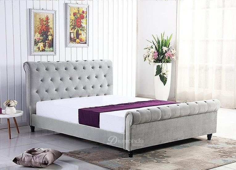ROYAL Velvet Bed Frame