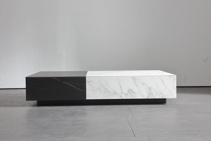 CHLOE Coffee table Ceramic -130cm