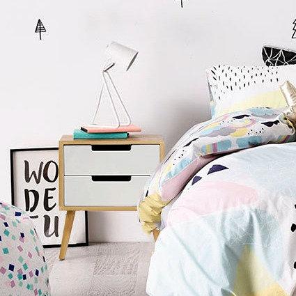 BLYTHE Bedside Table