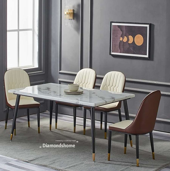 Marble Dining Combo A