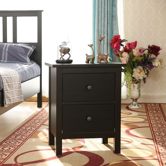 CHARA Side Table Black