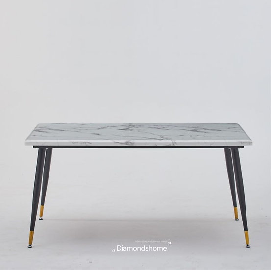 SKYLAR Marble Dining Table/150cm