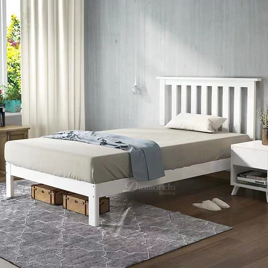 TIMBER LAKE Bed Frame Single