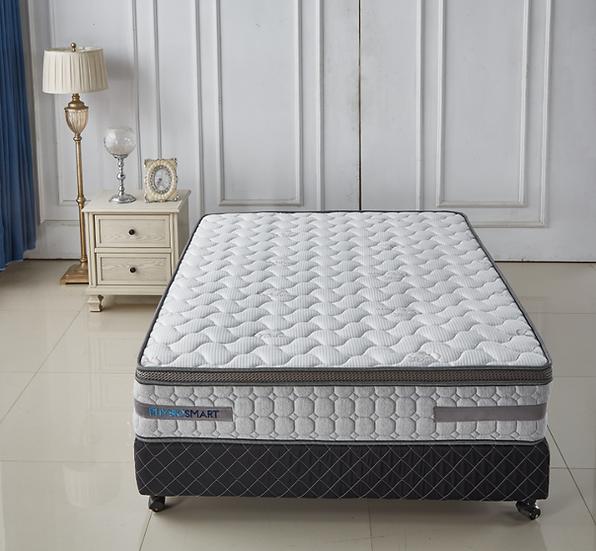 QUINN Soft Mattress with Pillow Top