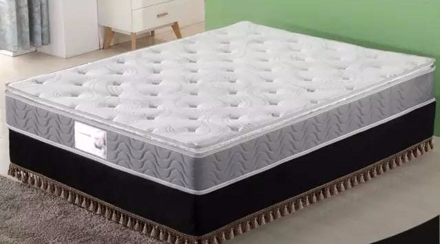 CHRISTIAN Hard Mattress with Pillow Top