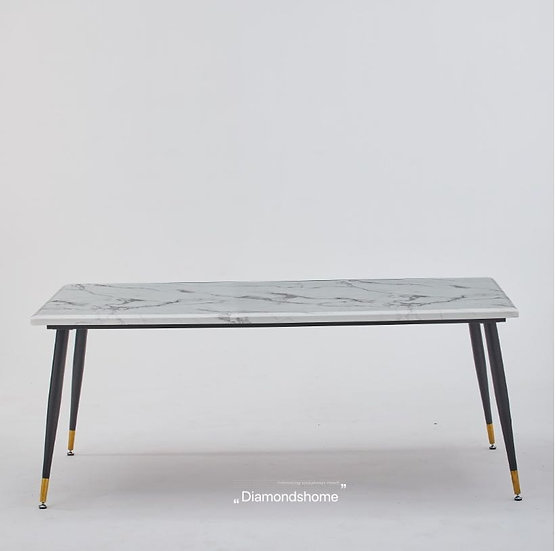 SKYLAR Marble Dining Table/180cm