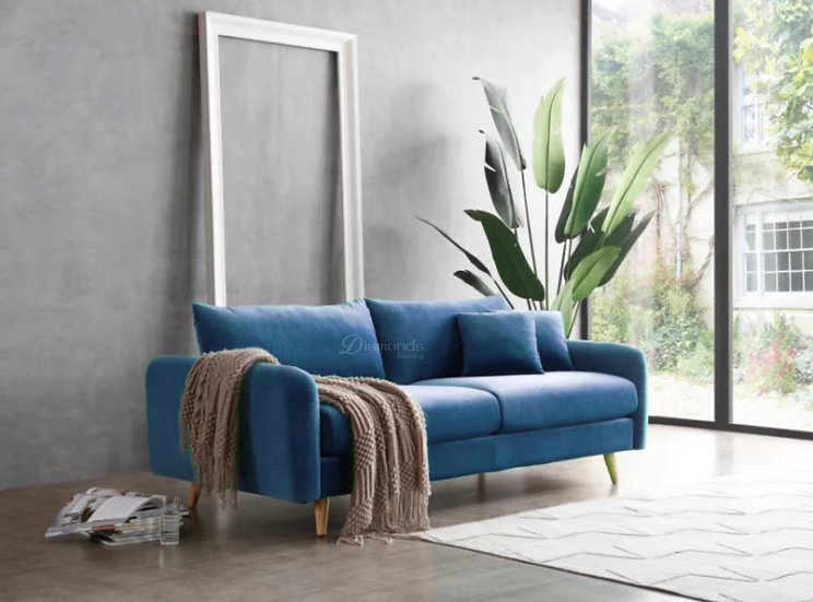LUCUS Italian Two Seater Sofa