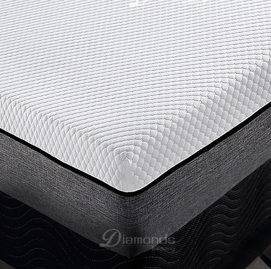 EGO Silica Gel Memory Foam Mattress