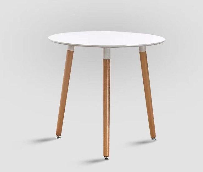 80cm Modern Design Round Dining Table