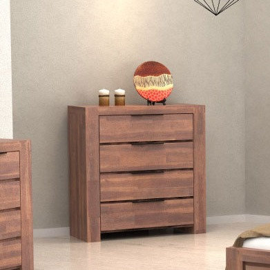 ASTRO Solid 4 Drawers Cabinet