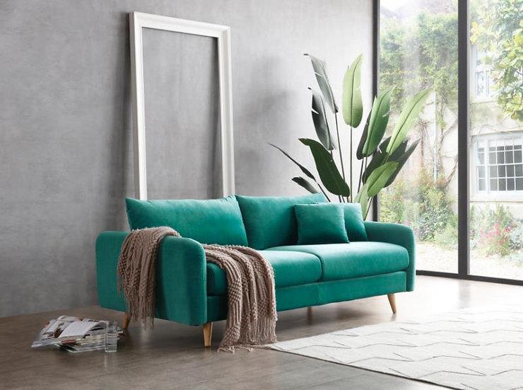 LUCA Italian Two Seater Sofa