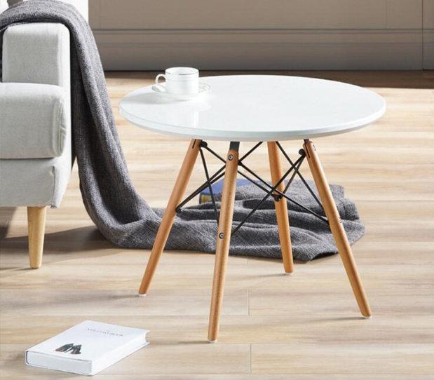 Emily White Coffee Table
