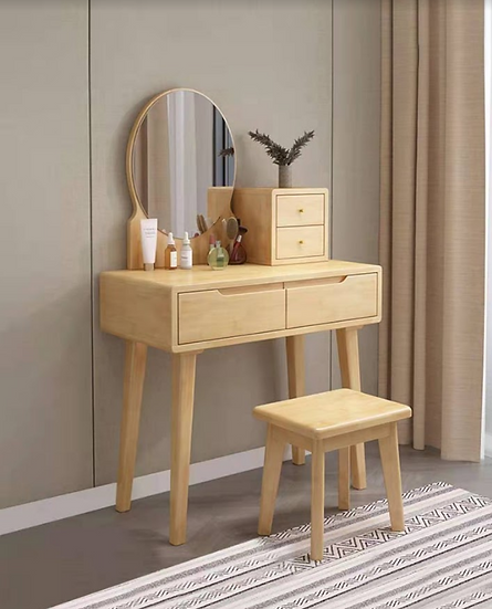 Lily Wood Dressing Table