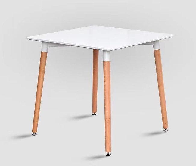 80cm Modern Design Square Dining Table