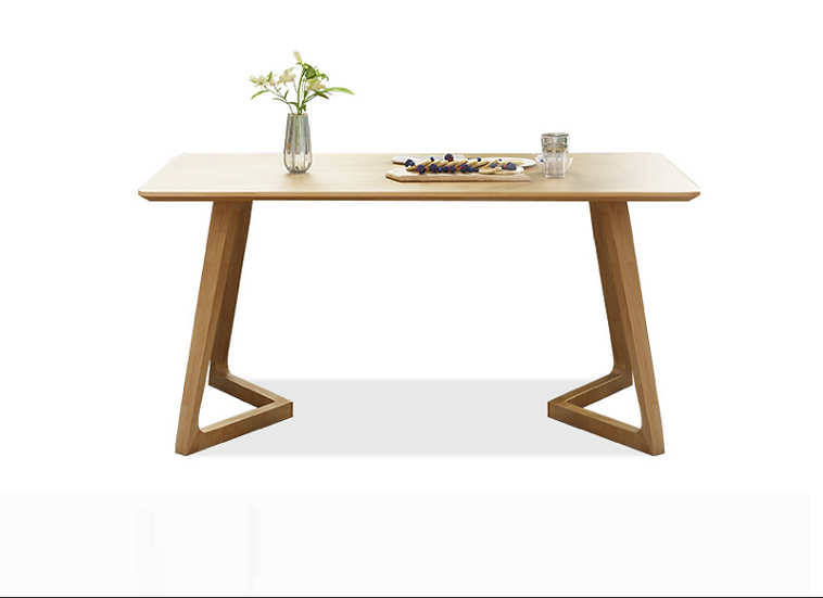 LEO Wooden Dining Table
