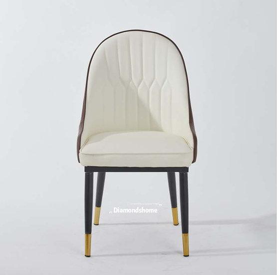 SELINA Armrest Leather Chair