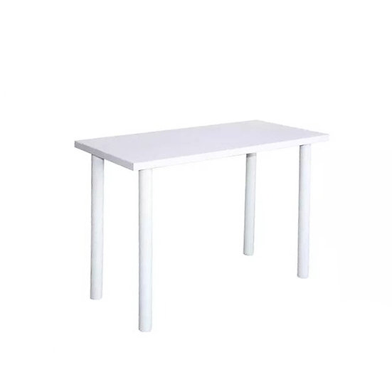 1m SIMPLEX Study Table - White