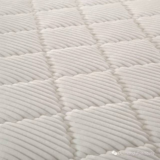 DALLAS Plush Firm Mattress with Pillow Top