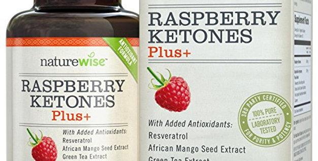 NatureWise Raspberry Ketones Plus+