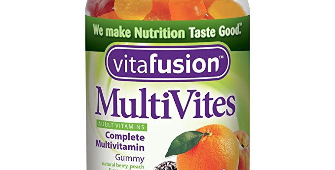 Vitafusion Multi-vite, Gummy Vitamins