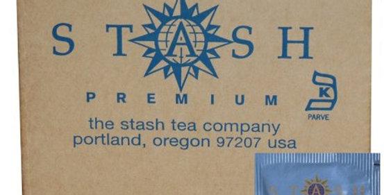 Stash Tea Double Bergamot Earl Grey Tea