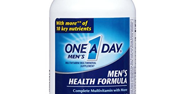 One-A-Day Multivitamin, Men's
