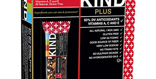 KIND Bars, Dark Chocolate Cherry Cashew + Antioxidants