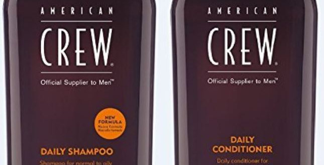 American Crew Liter Shampoo/Conditioners