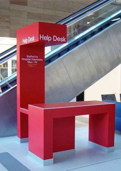 WELLINGTON HOSPITAL HELP DESK