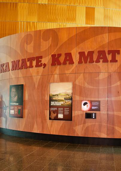 NGĀTI TOA KA MATE: THE EXHIBITION