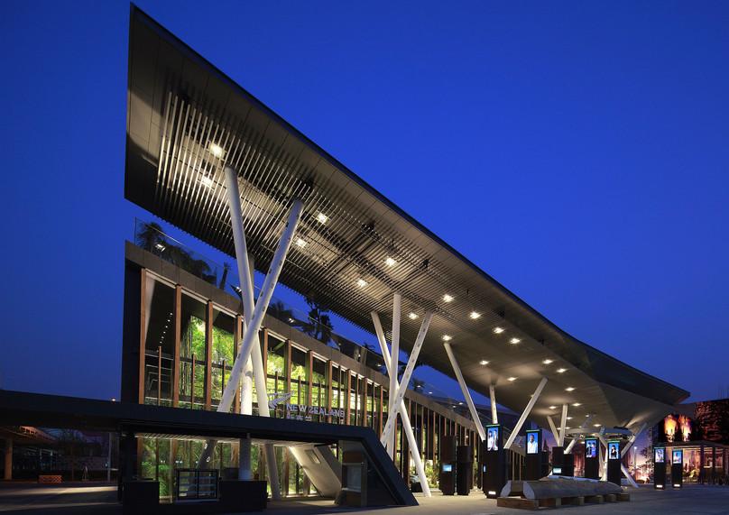 NEW ZEALAND PAVILLION • WORLD TRADE EXPO | Shanghai, China