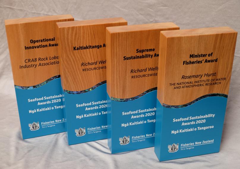 SEAFOOD SUSTAINABILITY AWARDS