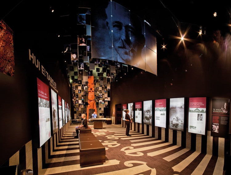 NGĀ PŪMANAWA O TE ARAWA EXHIBITION | Rotorua Museum