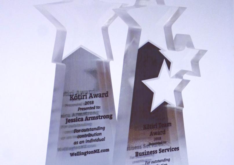 KOTIRI STAFF RECOGNITION AWARDS