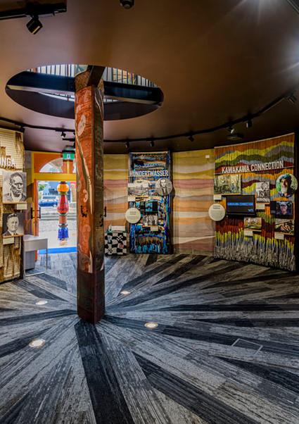 TE HONONGA | Hundertwasser Park Centre, Kawakawa