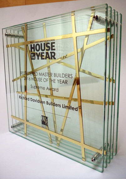 MASTER BUILDERS HOUSE OF THE YEAR AWARDS