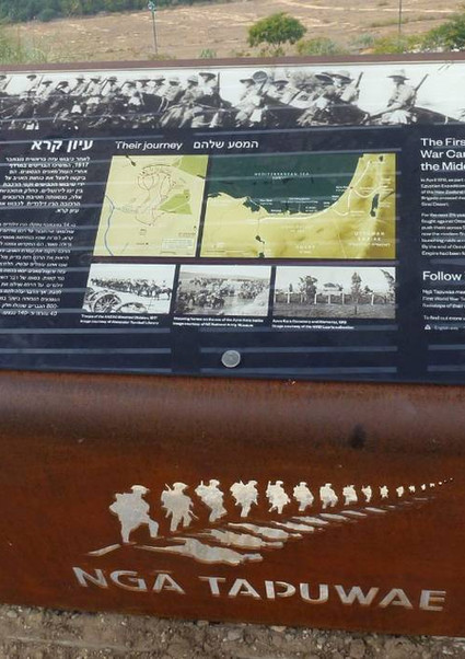 NGĀ TAPUWAE - FOLLOW IN THEIR FOOTSTEPS