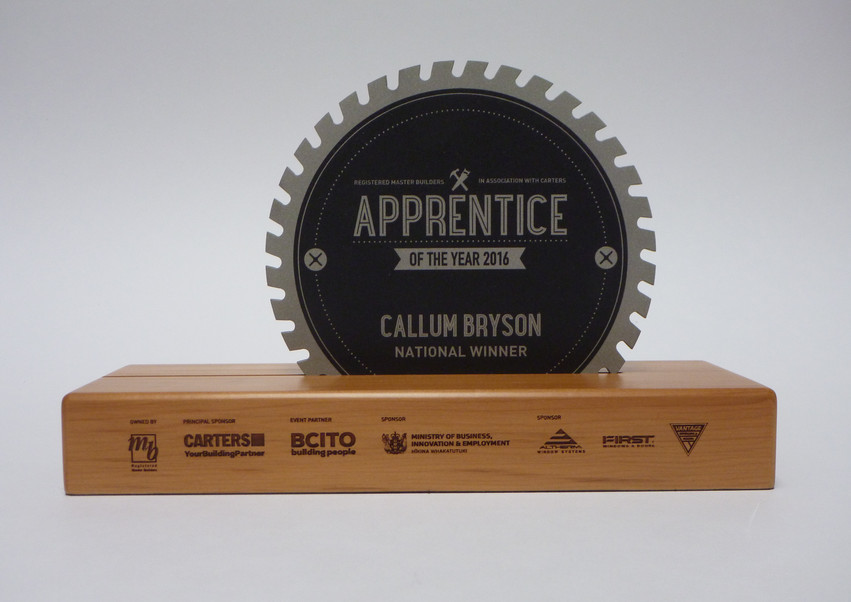 NEW ZEALAND APPRENTICE OF THE YEAR AWARDS