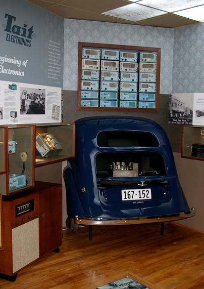 CREATING A MUSEUM IN A CAR | Christchurch