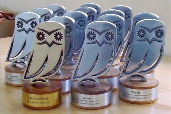 ECCA ENERGY WISE OWL AWARDS