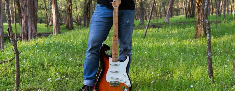 Guitar Meet Grass