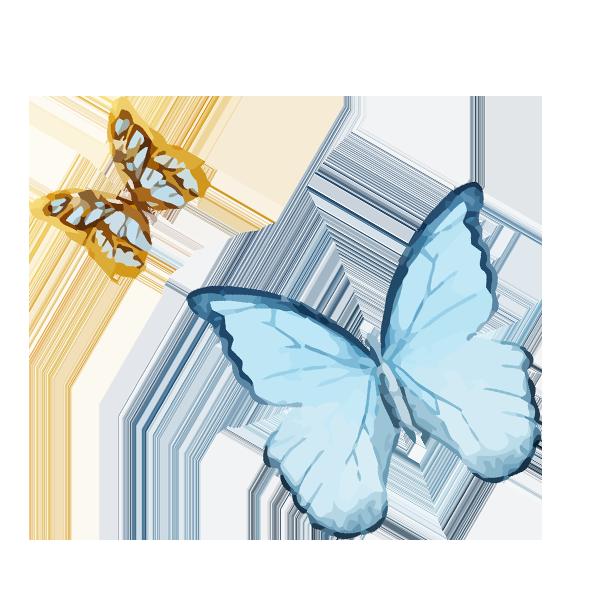 Effet papillon - clients satisfaits