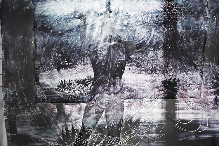 Fabiana Lugli-Sign of Sound #8, 2014