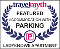 Accommodation wth free parking