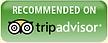 Recommened by TripAdvisor