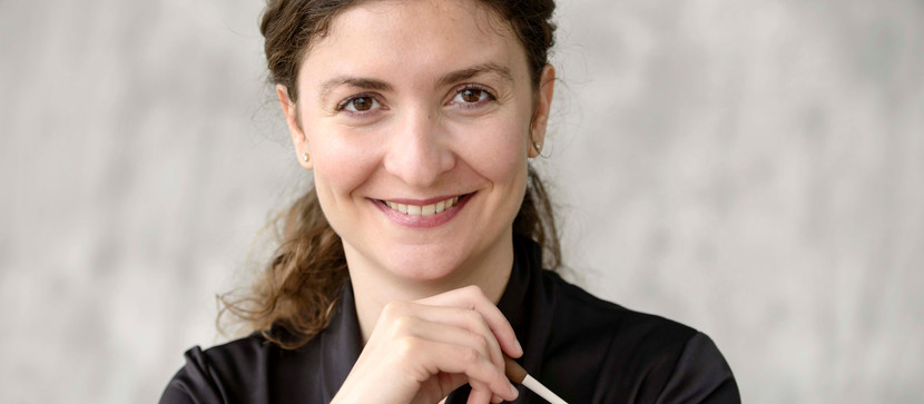 Zoi Tsokanou named Music Director of Thessaloniki State Symphony Orchestra