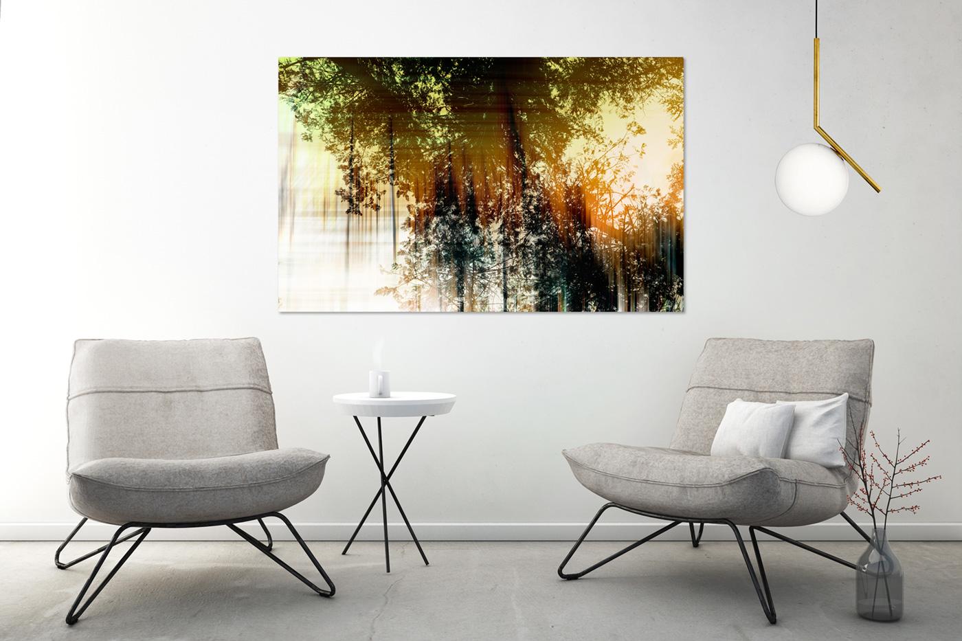 Glory Trees - Rust