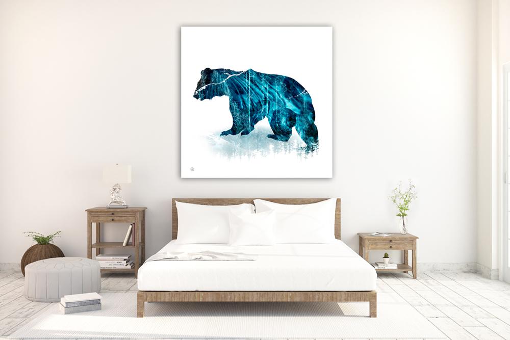 Spirit Bear - Ice