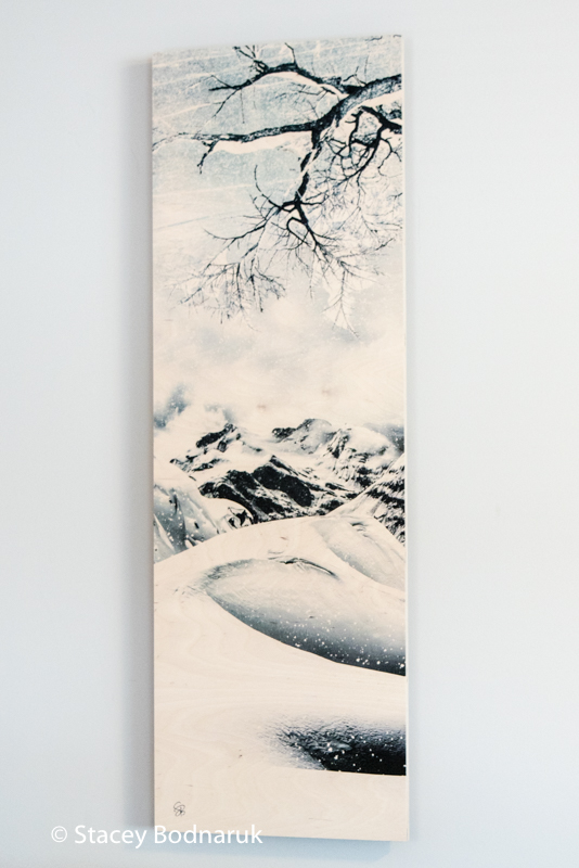 """White Series Vertical  - """"Discovery"""""""