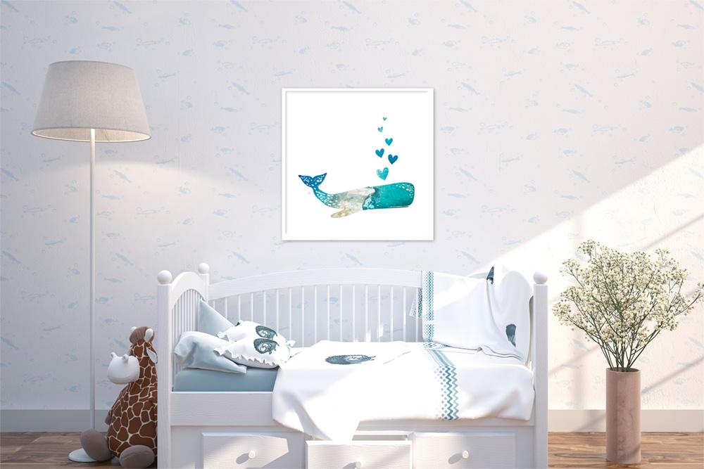 Spirit Whale - Reef Blues